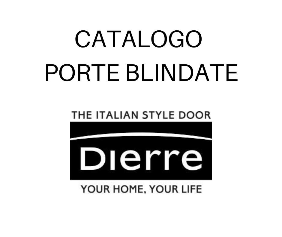 Catalogo Porte blindate